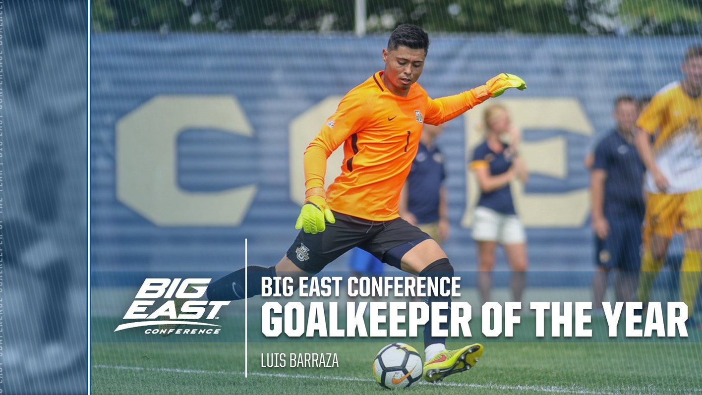 Luis Barraza GK of the Year