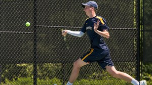 BIG EAST Conference Tournament at Cayce Tennis & Fitness Center, in Columbia on April 29, 2018. John A. Carlos II for the Big East  Brett Meyer