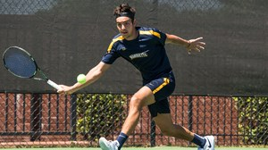 BIG EAST Conference Tournament at Cayce Tennis & Fitness Center, in Columbia on April 29, 2018. John A. Carlos II for the Big East  Luis Heredia Gome