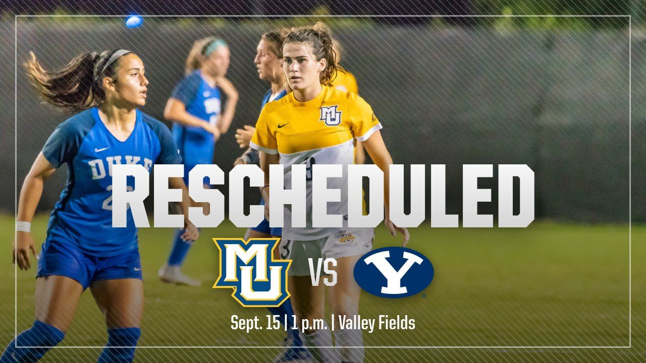 on sale df8bb 21382 Women's soccer match against BYU set for 1 p.m. Saturday ...