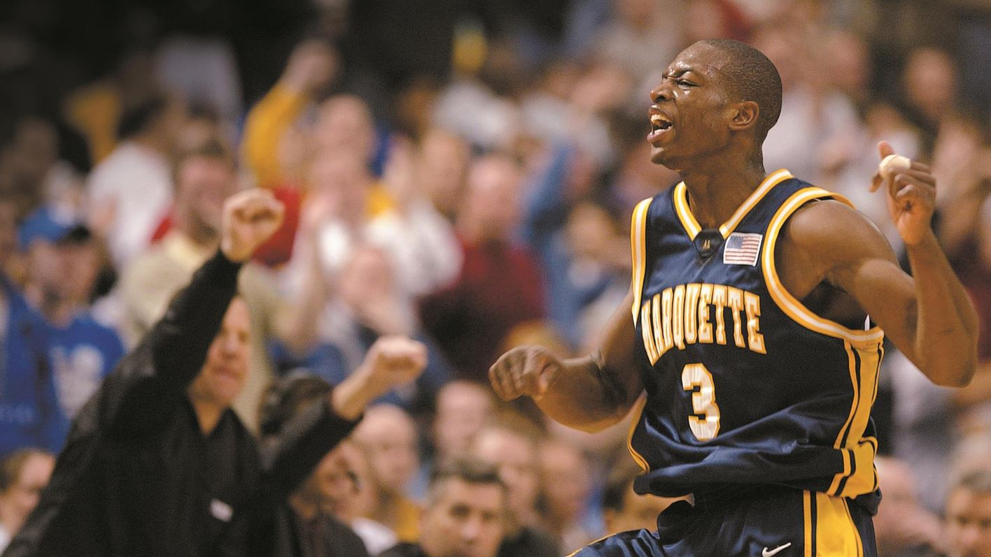 41012c478 Dwyane Wade Attending Jan. 20 Game For D Wade Day - Marquette ...